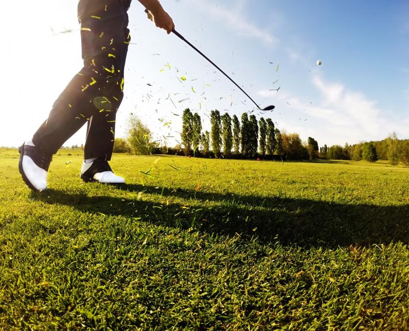 Plantillas para zapatos de golf