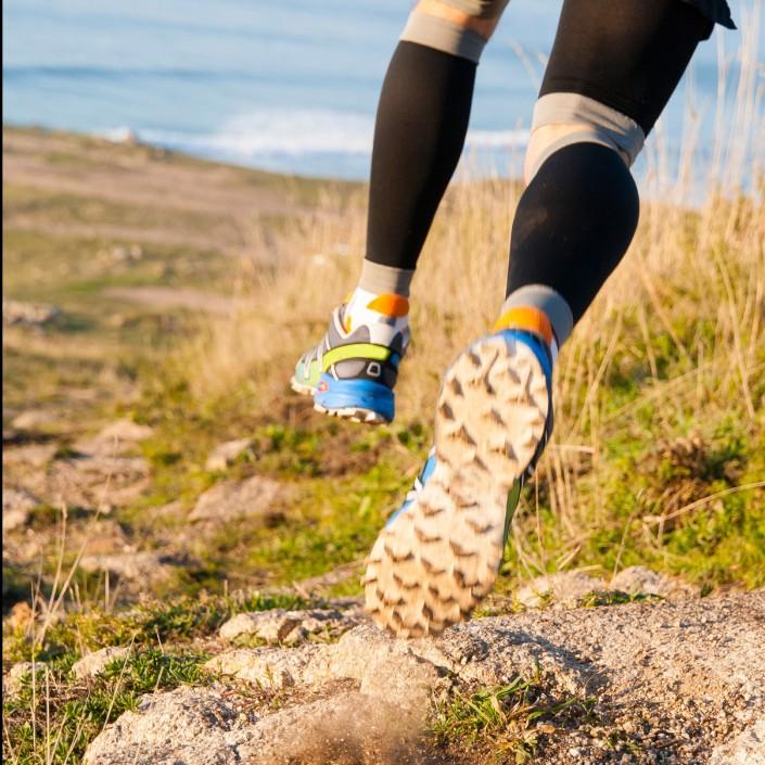 plantillas para correr en montaña